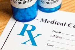 Be aware of the risks of prescription drugs.