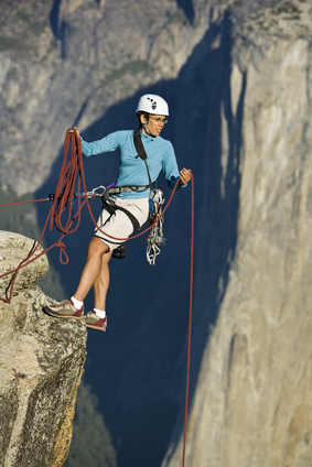 Rock Climbing in Yosemite