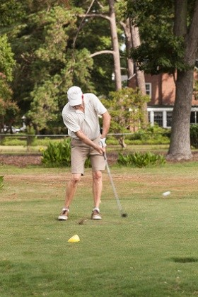 Benifits of Physical Activity - Golf